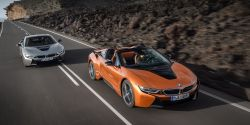 Nov 29th, 2017 News of the Day: BMW unveils new i8 Roadster and Coupe with more electric range