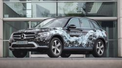 A Closer Look at the Mercedes Benz GLC F-Cell Technology