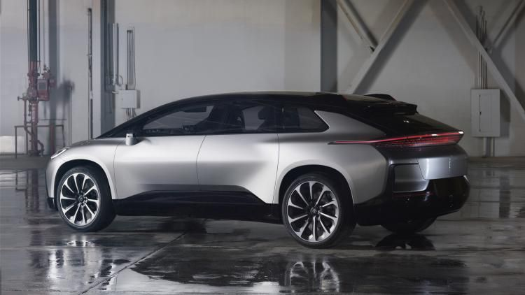 Faraday Future May not Have a Future As Chief Designer Resigns