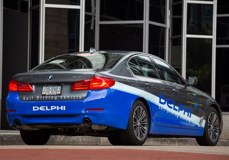December 5, 2017 News of the Day: Self-driving Costs Could Drop 90% by 2025 Delphi CEO says, Ford to Launch 50 New Vehicles in China by 2025