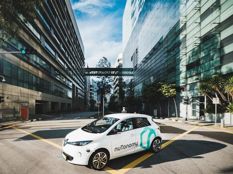 Cities Have Switched From Preparing for Autonomous Vehicles to Openly Testing Them