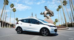 GM Aims to Have Driverless Ride-Hailing Service Up and Running by 2019