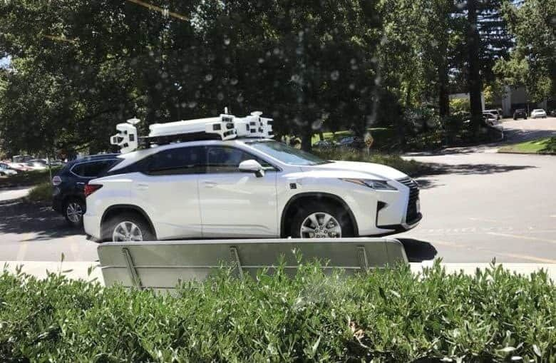 December 11, 2017 News of the Day:  Apple AI Director Reveals More of the Company's Self-Driving Tech, Couple Says Daimler Rented and Disassembled Their Tesla Model X to Study It