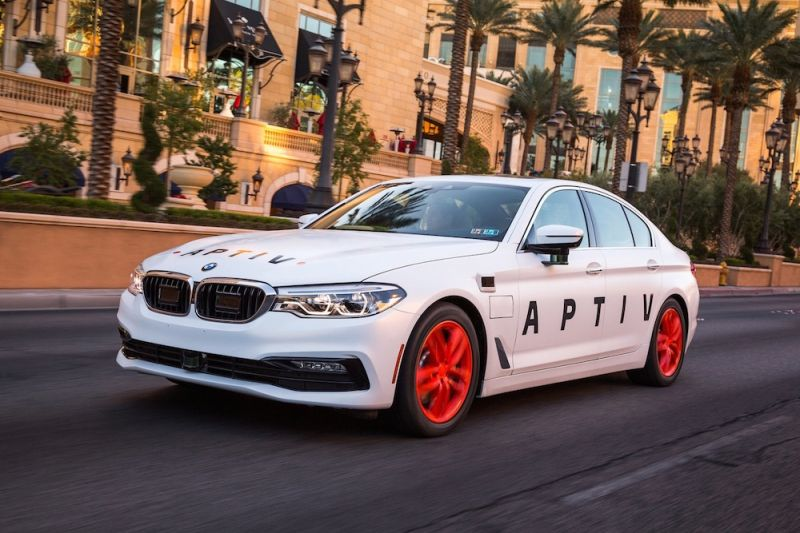 CEO of Aptiv States Autonomous Taxis Will Arrive in 2018