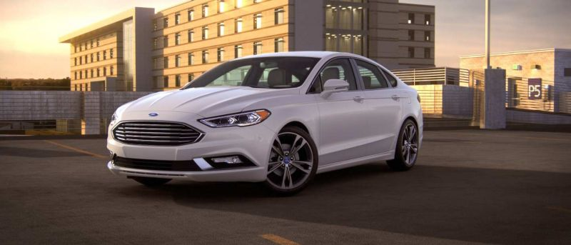December 14, 2017 News of the Day: Ford to End North American Production of the Fusion, Hyundai Plans to Build Up to 38 More Electric Vehicles