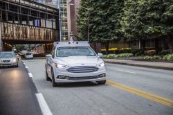 Ford to Begin Testing New Autonomous Tech Next Year
