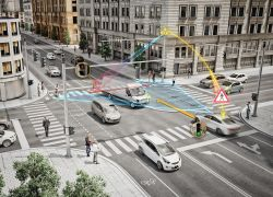 Continental Contributing Intelligent Intersection Technology to Smart Cities for Safer Roads