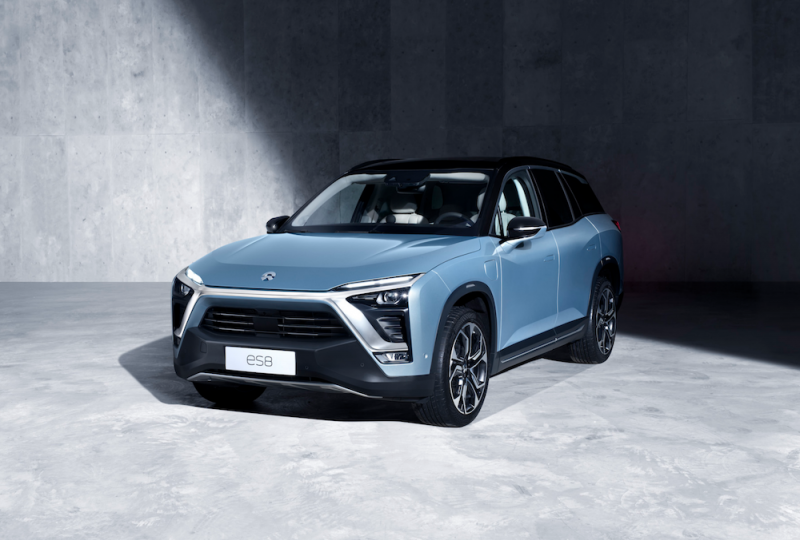 China's EV Push Could Help the Country Create a Global Auto Company