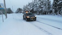 Finnish Company Claims to Have Created a Robot for Driving in the Snow