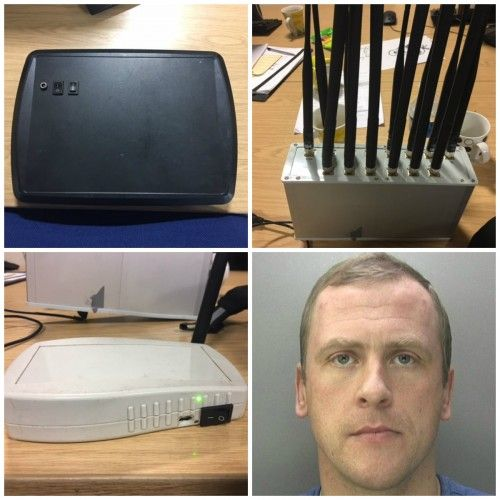 UK Police Successfully Recover Wireless Relay Device Used to Steal Cars