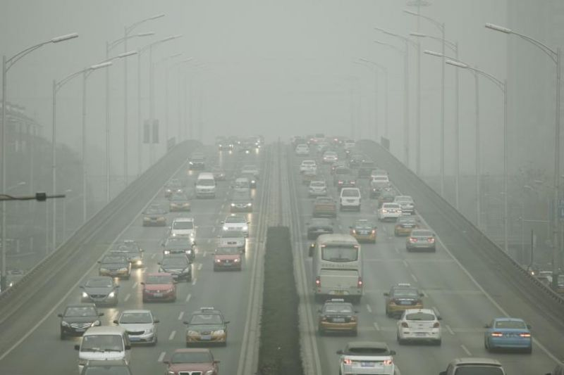 In the Continuing Push to Clean its Air, China Bans 553 Car Models