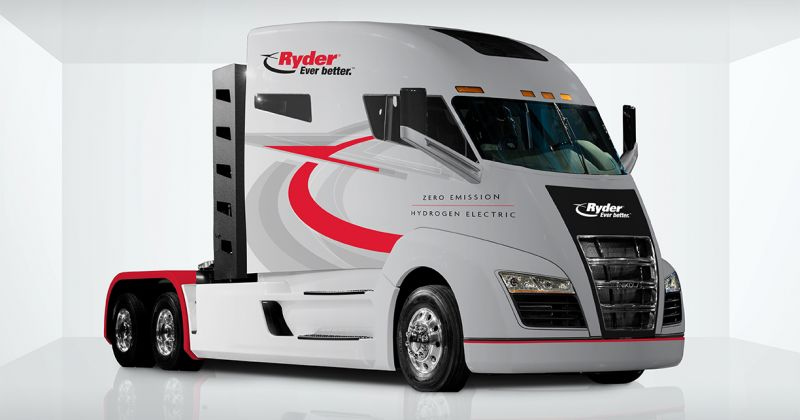 WABCO Invests $10 Million in Hydrogen-electric Trucking Startup Nikola