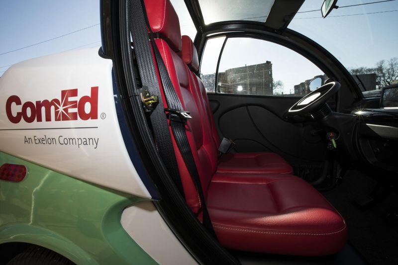 ComEd Launches EV Ride-sharing Pilot Program for Senior Citizens