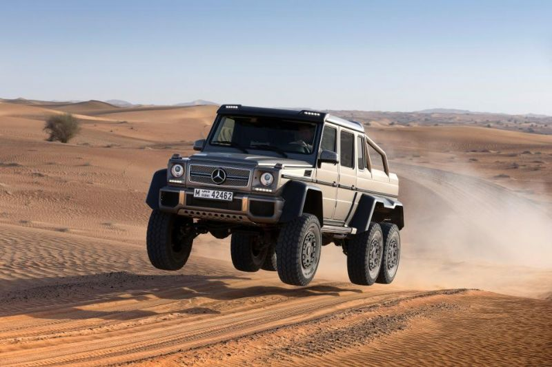 Top 3 Six-wheel (6x6) Trucks for Extreme Environments and Terrains