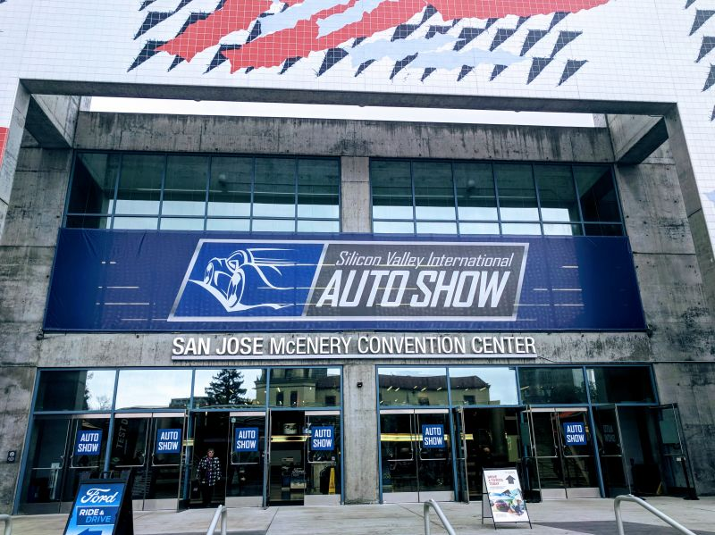 The Silicon Valley International Auto Show Kicks Off In San Jose - San jose international car show