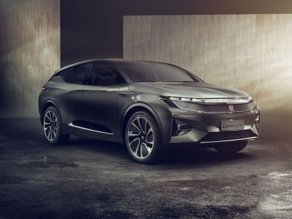 BYTON Debuts its Intelligent Connected SUV Concept at CES