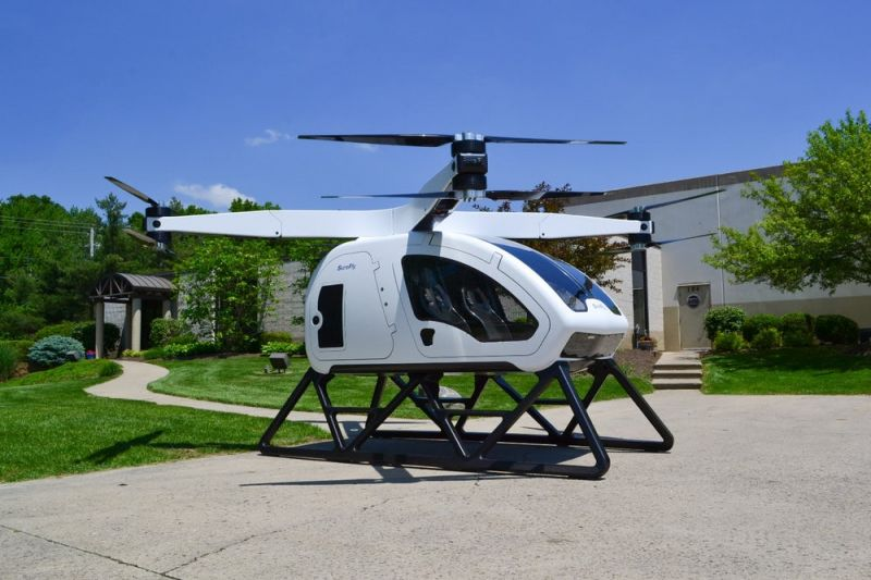 Workhorse Receives FAA Certification for Flying Car Test Flight at CES 2018
