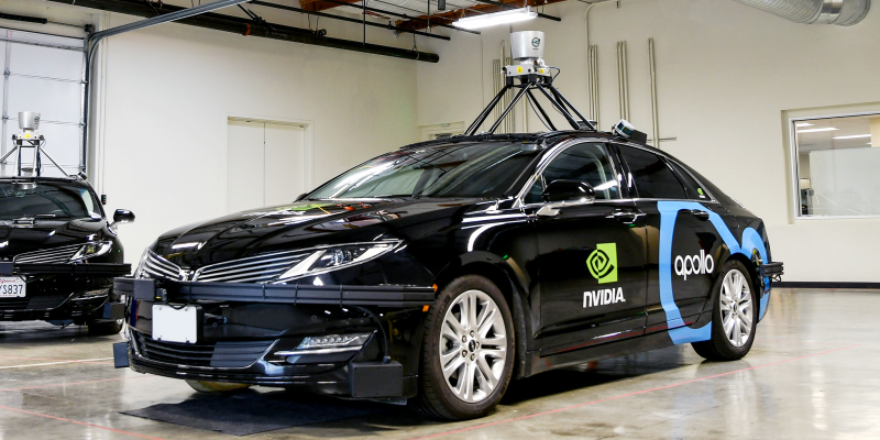 NVIDIA, ZF and Baidu Launch Industry's First AI Autonomous Vehicle Computer for China