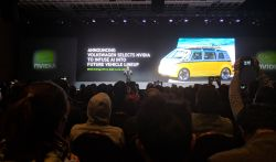 Volkswagen Partners with NVIDIA on AI for Future Vehicles