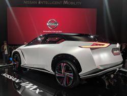 Nissan Brings its Autonomous IMx EV Concept to CES