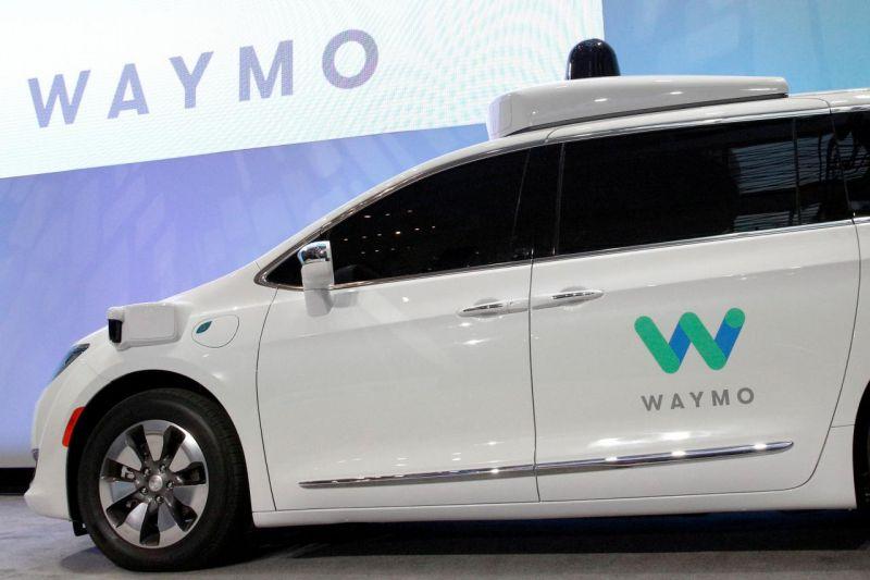 Waymo is Testing its Self-Driving Minivans in San Francisco