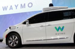 Waymo is Testing its Self-Driving Minivans in San Francisco