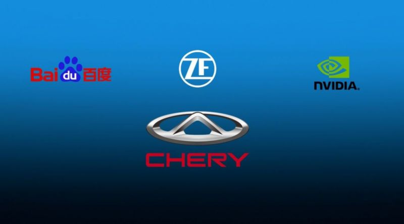 Chinese Automaker Chery To Use Nvidia Powered Zf Proai For Level 3