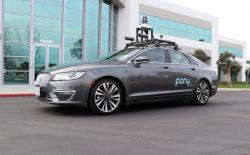 Autonomous Driving Startup Pony.ai Raises $112 Million in Funding
