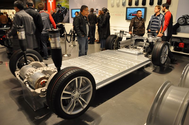 Lithium Producers for Tesla's Batteries to Get a Dedicated Hedge Fund
