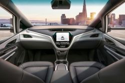 GM President Dan Ammann Discusses The Cruise AV Self-Driving Car in New Video
