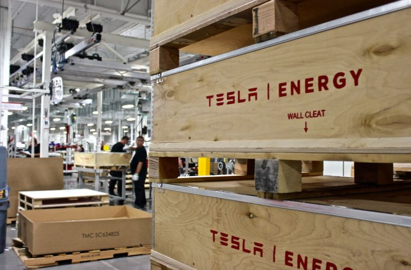 Tesla in Talks with Chile's Top Lithium Producer On a Plant to Supply Raw Materials for its Batteries