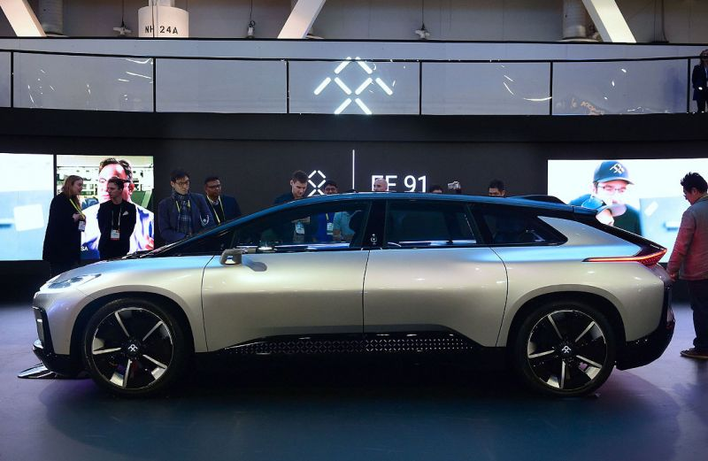 January 30, 2018 News of the Day: Faraday Future Files Lawsuit Against Former CFO for Trade Theft, Waymo Orders Thousands of Pacifica Minivans for its Autonomous Ride Hailing Service