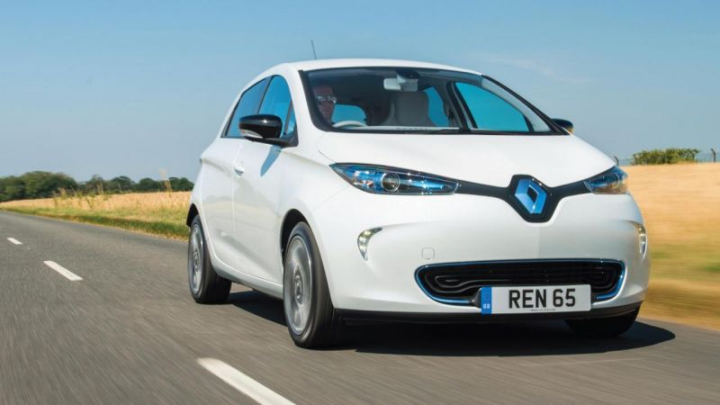 Renault ZOE Takes Home 'Best' Award in Popular European Magazine