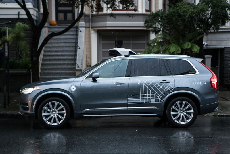 Uber Boss States That Autonomous Cars Are at Least 10 Years Away