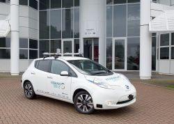 Artificial Intelligence to Pilot Autonomous Car Across the U.K.