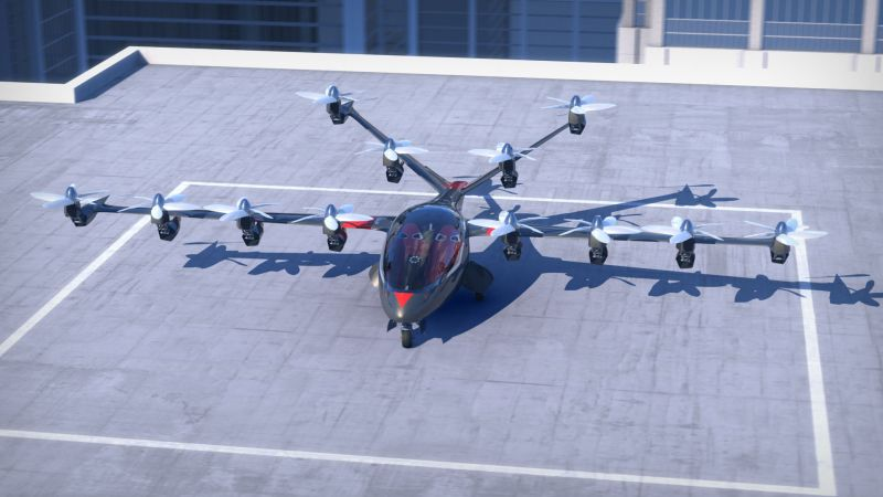 Joby Aviation Raises $100M in Series B Round, Led by Intel and Toyota