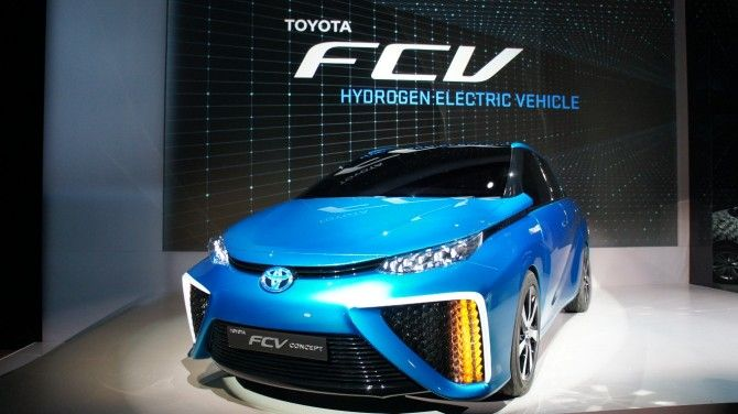 February 7, 2018 News of the Day: Half of All Hydrogen Fuel Cell Vehicles Sold in California, Dubai and HERE Technologies to Develop Data Infrastructure for Autonomous Transportation