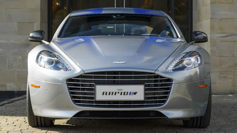 Aston Martin Looks To Enter China S Ev Boom With Joint Venture