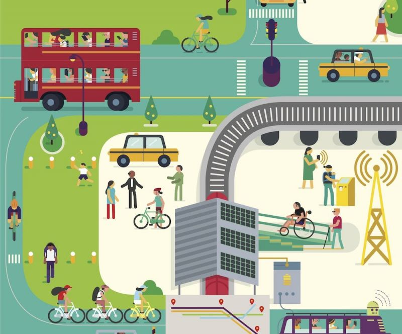 15 Transit, Tech Companies Sign Compact to Shape Future Cities