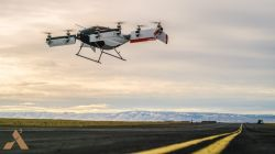 Airbus Completes First Test Flight for Autonomous Vahana Air Taxi
