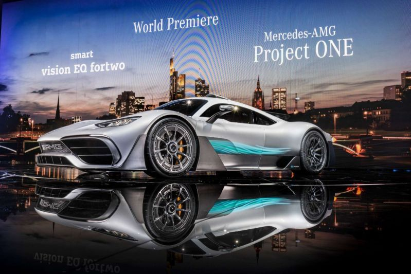 February 12, 2018 News of the Day: Mercedes AMG Project One EV Technology to Appear in Other Models, Ford Ramping up Production of Full-Size Navigator and Expedition SUVs to Meet High Demand