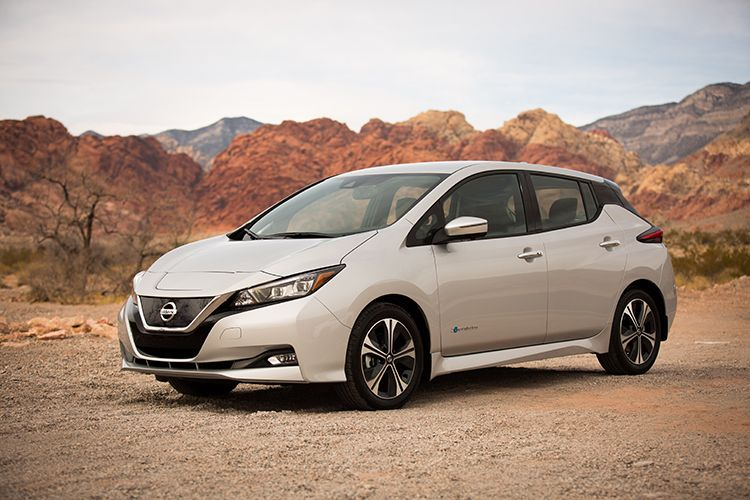 Nissan LEAF Handily Steals KBB 5-Year Cost to Own Award