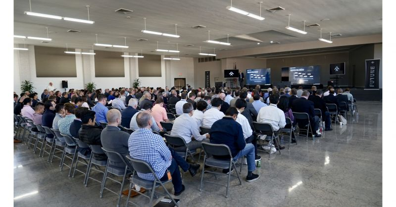 Faraday Future Hosts Global Supplier Summit at its California Headquarters