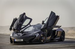 McLaren Working on Supercars with Electric Powertrains, Semi-Autonomous Capabilities
