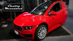 Ricardo to Integrate Qualcomm's HALO Wireless Charging for Electra Meccanica's SOLO EV