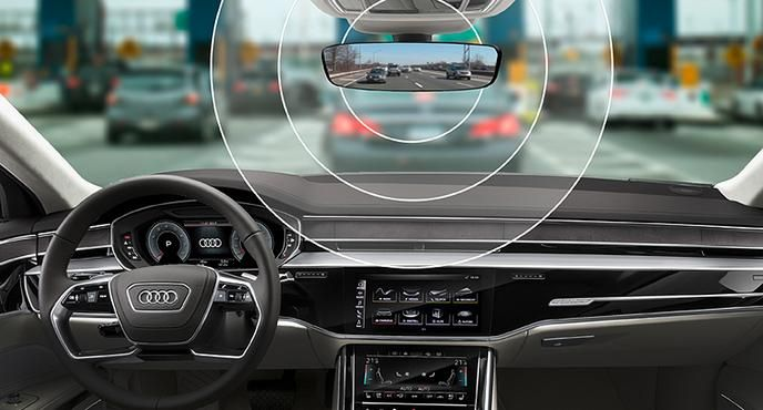February News Of The Day Audi To Launch Mirror Integrated - Day audi