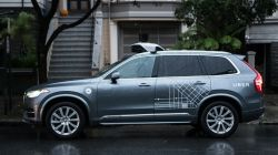 Uber Says its Driverless Cars May be on the Road in Less Than a Year