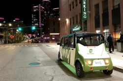 Toyota AI Ventures & BMW Invest in Self-Driving Startup May Mobility