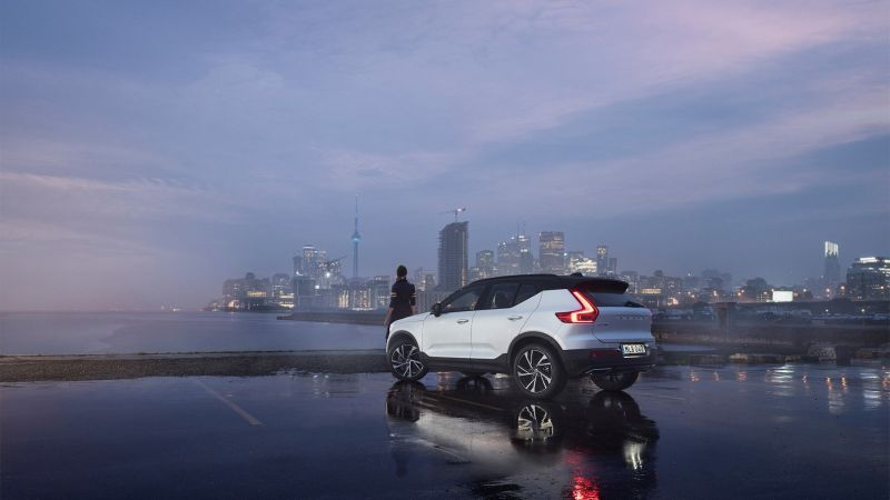 Volvo Announces 'Volvo Cars Tech Fund' to Assist Automotive Technology Start-Ups