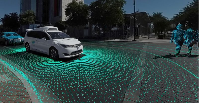 Waymo Releases a 360° Video to Show What it's Like Riding in its Self-Driving Minivans